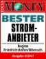 Auszeichnung Focus Money