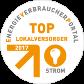 Auszeichnung Top Lokalversorger